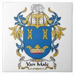 Escudo de Van Male Family Tejas