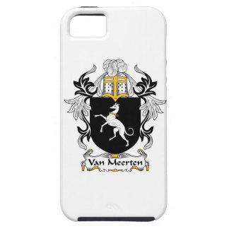 Escudo de Van Meerten Family Funda Para iPhone SE/5/5s