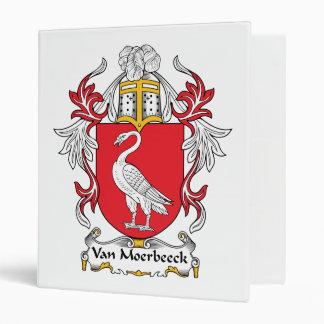 Escudo de Van Moerbeeck Family