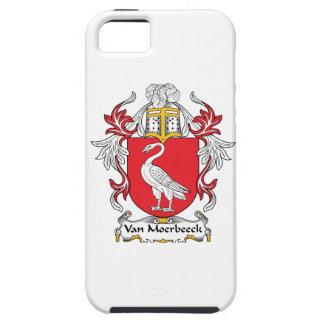 Escudo de Van Moerbeeck Family iPhone 5 Case-Mate Fundas