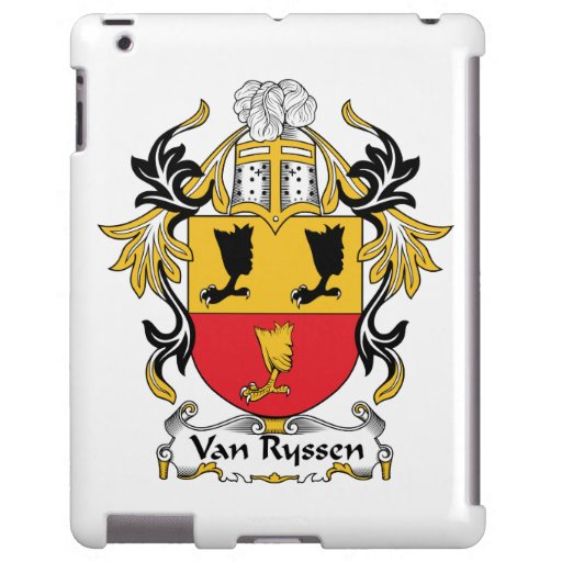 Escudo de Van Ryssen Family