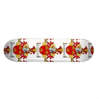 Escudo de Van Schoonhoven Family Skateboards