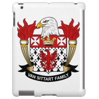 Escudo de Van Sittart Family