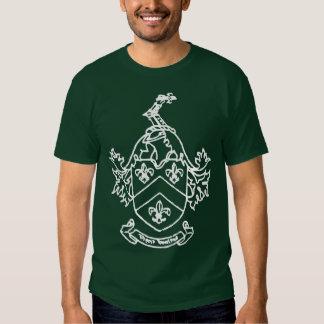 Escudo de Vaughan Camisas