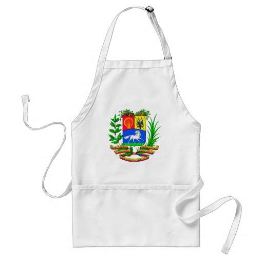 Escudo de Venezuela Delantal
