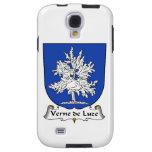Escudo de Verne de Luze Family