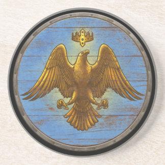 Escudo de Viking - Eagle Posavasos Diseño