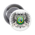Escudo de Washington Pins