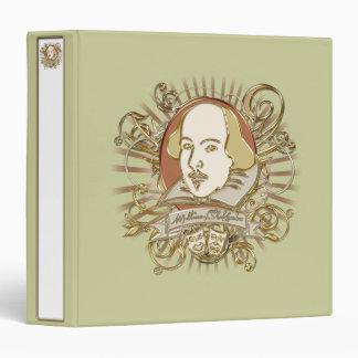 Escudo de William Shakespeare oro