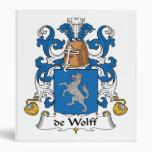escudo de Wolff Family