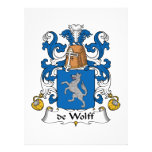 escudo de Wolff Family Anuncio