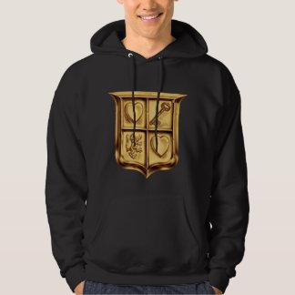 Escudo de Z Sudadera Pullover