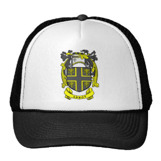 Escudo del abad gorra