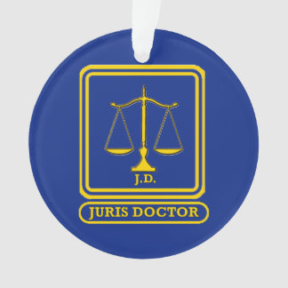 Escudo del abogado J.D
