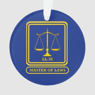 Escudo del abogado LL.M