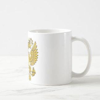 escudo del águila taza de café