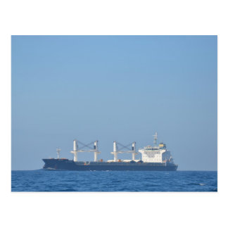 ESCUDO del carguero de graneles EGS Postal