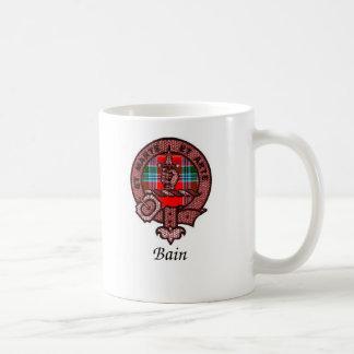 Escudo del clan de Bain Taza Clásica