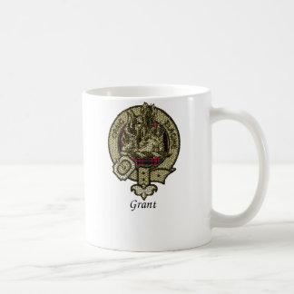 Escudo del clan de Grant Taza