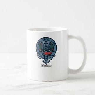 Escudo del clan de Menzies Taza