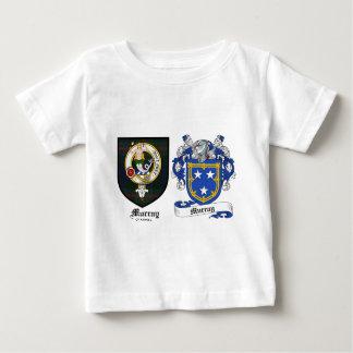 Escudo del clan de Murray y escudo de armas de T Shirt
