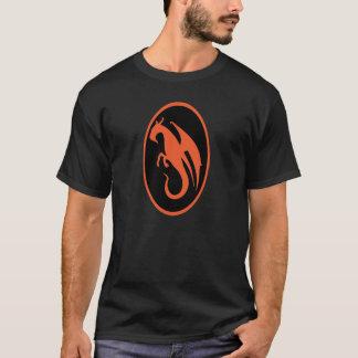 Escudo del dragón playera