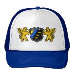 Escudo del engranaje del grifo - gorra sueco del e