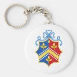Escudo del escudo de armas de Middleton/de la fami Llaveros