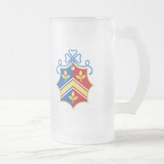 Escudo del escudo de armas de Middleton/de la Taza De Cristal