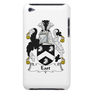 Escudo del este de la familia Case-Mate iPod touch cárcasas