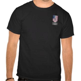 Escudo del Guardia Nacional Camisetas