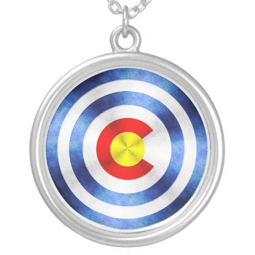 Escudo del héroe de capitán Colorado Grimpolas Personalizadas