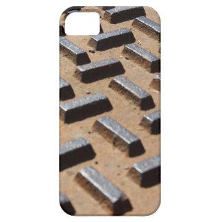 Escudo del hierro de las creaciones de Silvas iPhone 5 Funda
