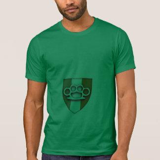 Escudo del nudillo de Southie T Shirt