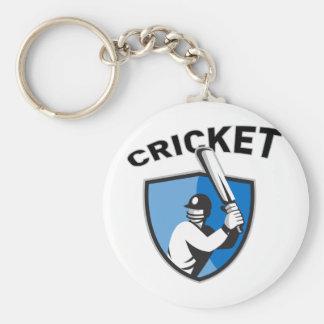 escudo del palo del bateador del jugador del grill llaveros personalizados