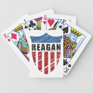 Escudo del patriota de Reagan Barajas