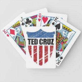 Escudo del patriota de Ted Cruz Baraja