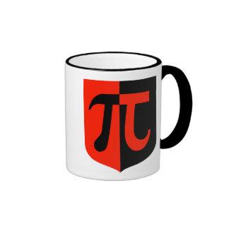 Escudo del pi taza a dos colores