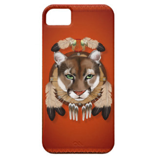 escudo del puma del caso del iPhone 5 iPhone 5 Fundas