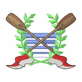 Escudo del Rowing Chaqueta