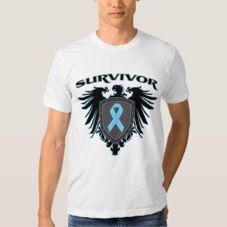 Escudo del superviviente del cáncer de próstata polera