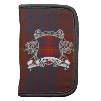 Escudo del tartán de Hamilton Planificadores