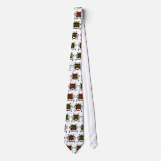 Escudo del tartán de MacNicol Corbata Personalizada