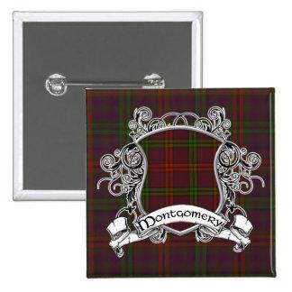 Escudo del tartán de Montgomery Pin