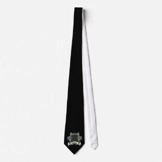 Escudo del tartán de Smith Corbatas Personalizadas