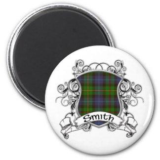 Escudo del tartán de Smith Iman De Frigorífico