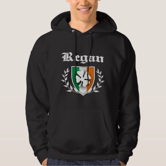 Escudo del trébol de Regan Pulóver