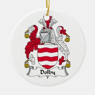 Escudo Dolby de la familia Adorno De Reyes
