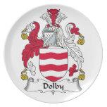 Escudo Dolby de la familia Plato Para Fiesta