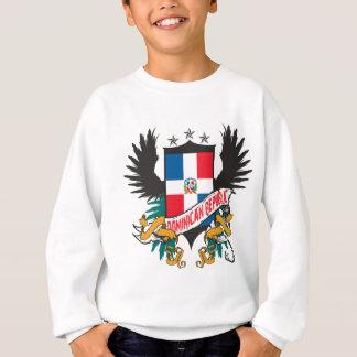 Escudo dominicano 2 camisas